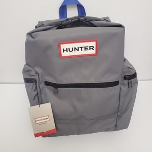 NWT Hunter Original Top Clip Backpack in Stratus